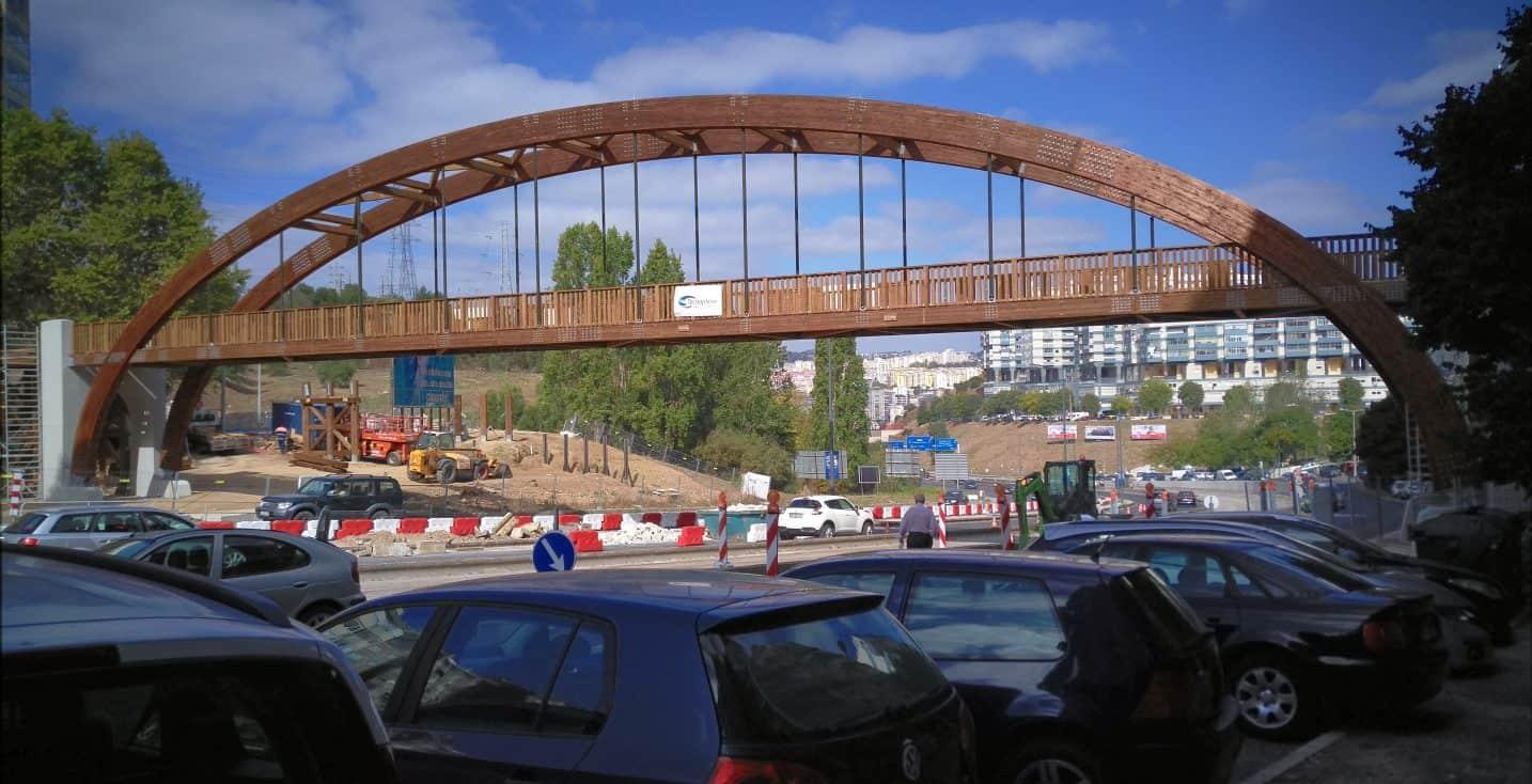 Cycle Bridge Project